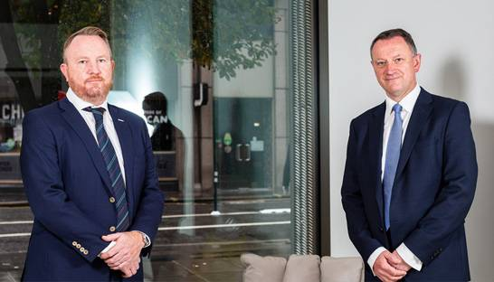 David Hudson and Simon Longfield join FRP as partner