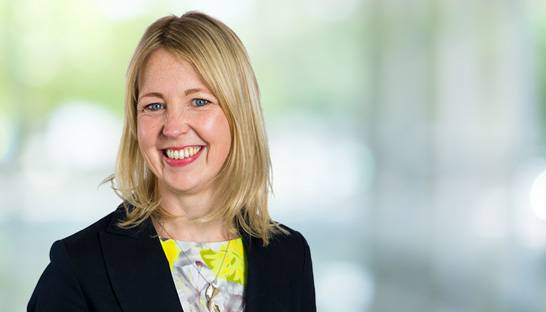 Keely Woodley leads Grant Thornton's Corporate Finance Advisory arm