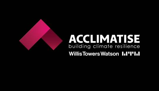 Willis Towers Watson buys climate change consultancy Acclimatise