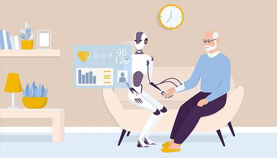 Robots could transform UK social care sector