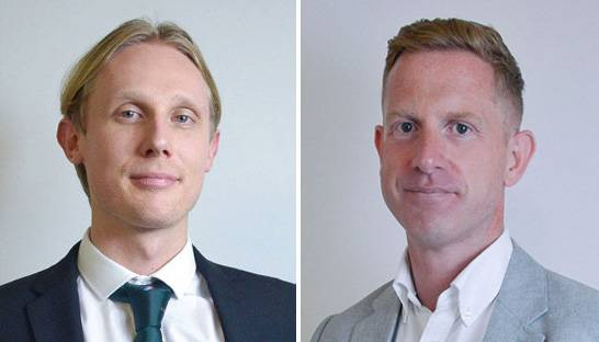 Channel 3 Consulting promotes Oliver Fensom and Steve Curd