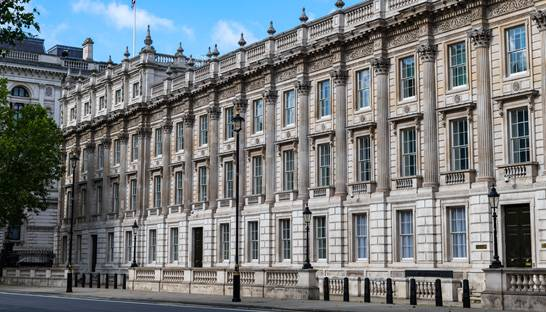 Cabinet Office asks consultants to help lower reliance on consultants