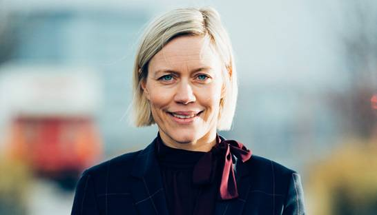 Mai-Britt Poulsen new leader of Boston Consulting Group in UK