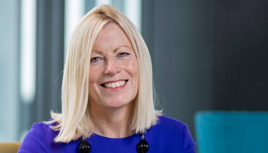 Q&A with Sharon Thorne, Global Chair of Deloitte