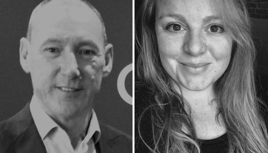 Graham McWilliam and Marlene Lowe join Evolvereia