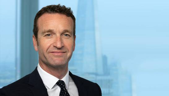 Gareth Wilson leads Capgemini's Banking & Capital Markets arm