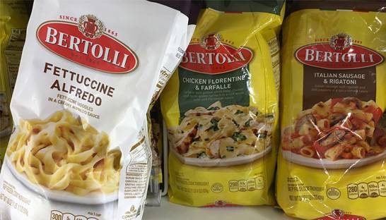 Consultants help Unilever sell parts of Italian food brand Bertolli