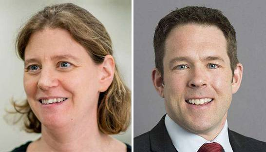AlixPartners promotes Clare Kennedy and Gordon Stevenson