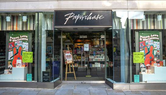 Paperchase becomes latest victim of Covid-19 recession