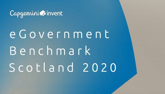 Scotland among European frontrunners in digital government services