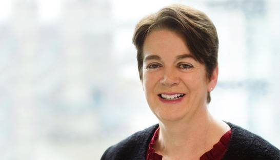Isabelle Jenkins leads PwC's Financial Services practice in UK