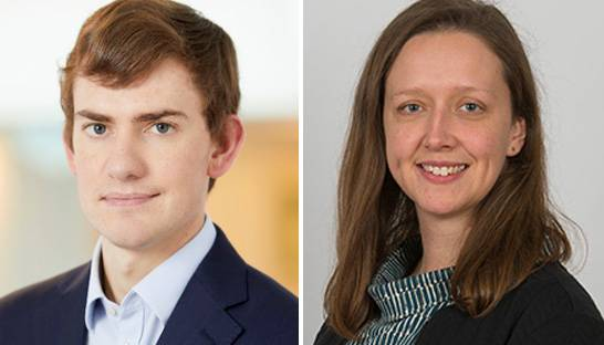 L.E.K. promotes Stephen Roper and Rebecca Scottorn to partner