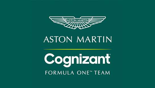 Cognizant becomes title sponsor of Aston Martin F1 team