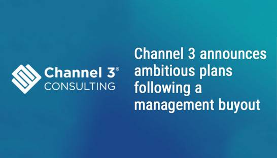 Channel 3 Consulting embarks on its next phase of growth