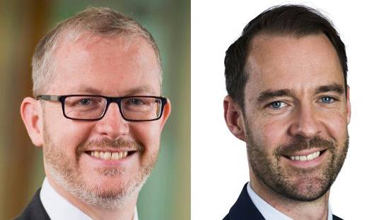 Grant Thornton promotes Colin Diss and Paul Wilson to partner