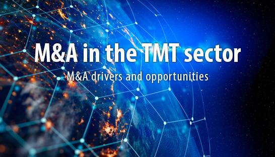 M&A in the TMT sector: Deal drivers and opportunities