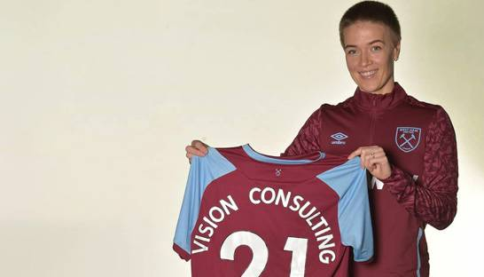 Consulting firm renews shirt sponsor deal with West Ham United