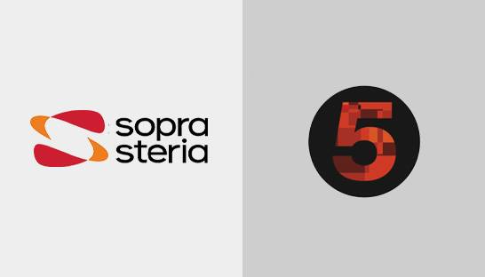 Sopra Steria and Step5 Group partner in digital transformation