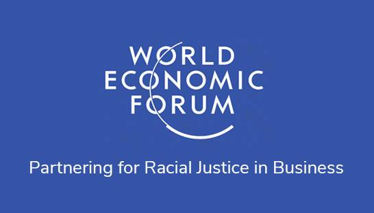 Consulting firms co-found WEF's Racial Justice in Business forum