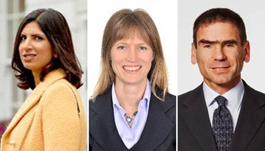 Mazars welcomes three new partners in London