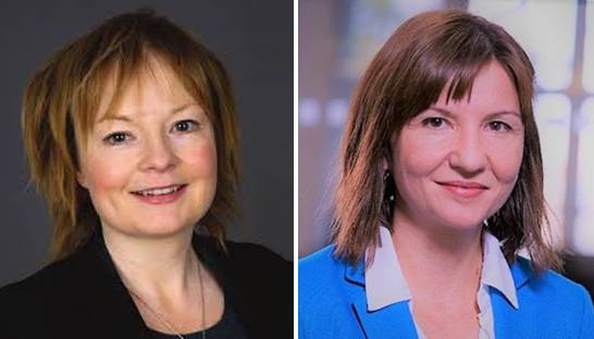 Janette Stewart and Stela Bokun partner at Analysys Mason