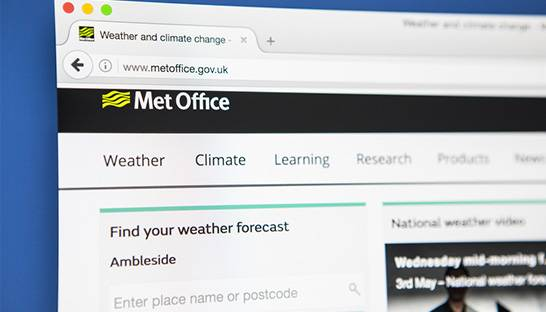 Atos files legal challenge over Met Office contract