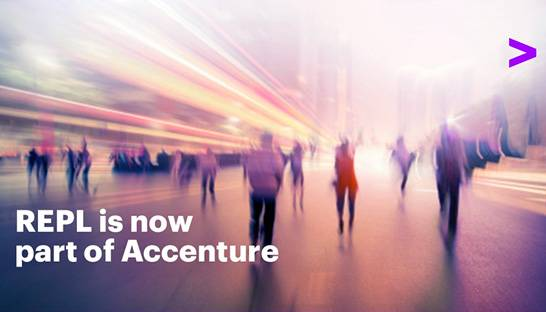 Accenture acquires digital supply chain consultancy REPL