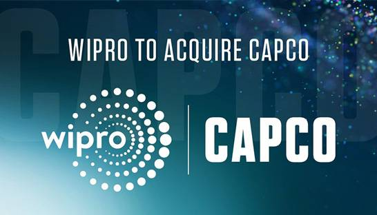 Global consulting firm Capco joins Wipro in $1.5 billion deal
