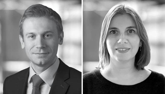Mark Bosley and Pascale Leymin join BRG in London