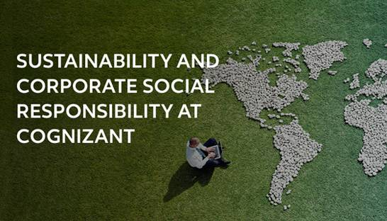 Cognizant launches $250 million global CSR drive