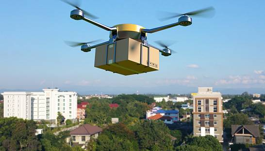 Drones to become a mainstream delivery channel by 2040