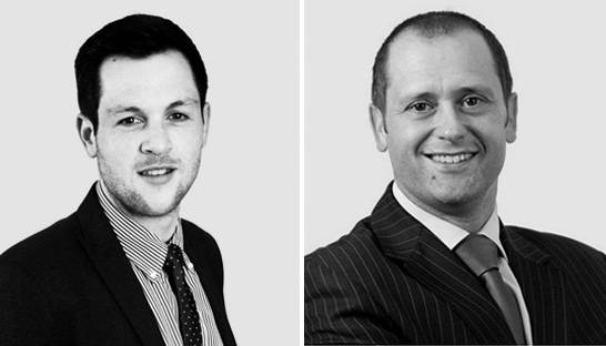 Dylan Rees and Jamie Preston join Grant Thornton in Cardiff