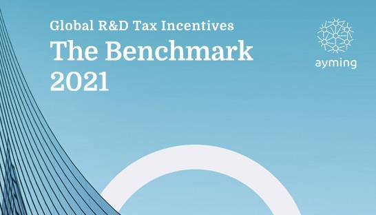 Ayming launches latest Global R&D Tax Incentives Benchmark