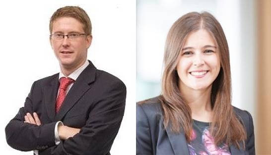 Blair Robinson and Helen Bentley join EY Consulting as partners