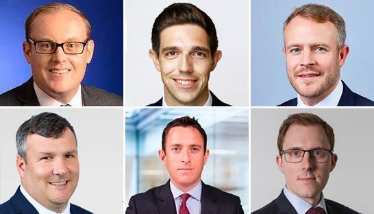 Kroll appoints six managing directors in London and Manchester