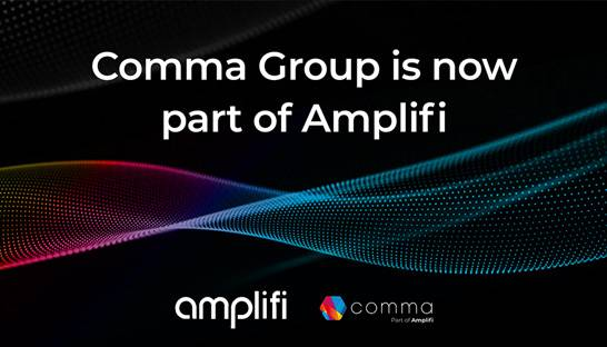 Warwick-based data consultancy Comma joins US group Amplifi