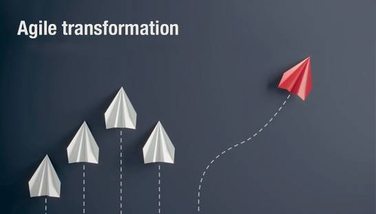 Four building blocks of a successful Agile transformation