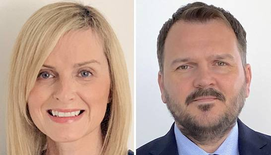 FRP adds partners in Glasgow: Michelle Elliot and Stuart Robb