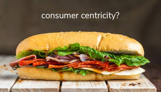 How the customer sandwich model can feed consumer centricity