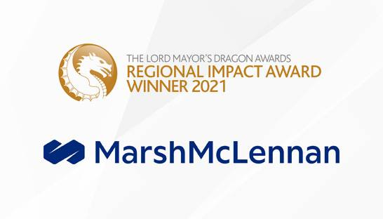 Marsh McLennan wins award for Surviving To Thriving project
