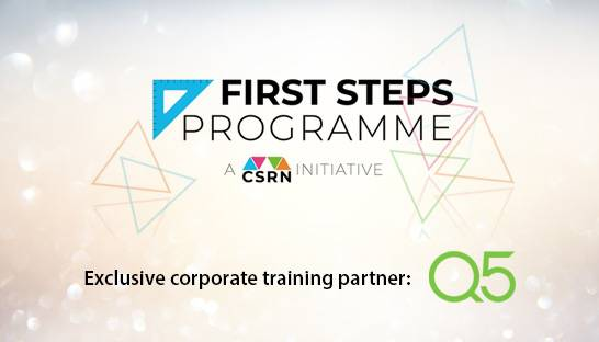 CSRN partners with Q5 to empower students in third sector