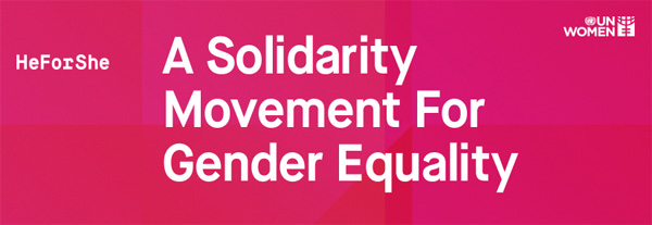 A Solidarity Movement For Gender Equality