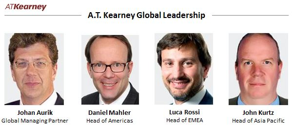 A.T. Kearney - Global Leadership