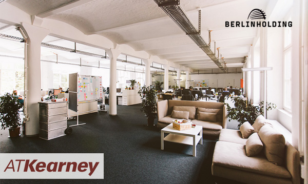 A.T. Kearney partners with technology startup hub in Berlin
