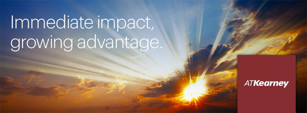 AT Kearney - Immediate impact - Growing advantage