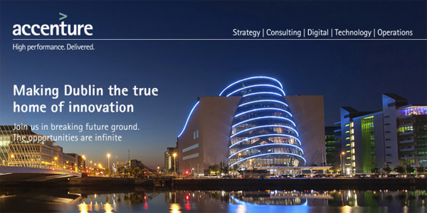 Accenture - Centre for Innovation in Dublin