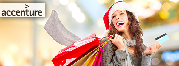 Accenture - Consumers to spend more this Christmas