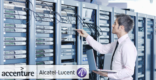 Accenture and Alcatel Lucent launch joint business unit