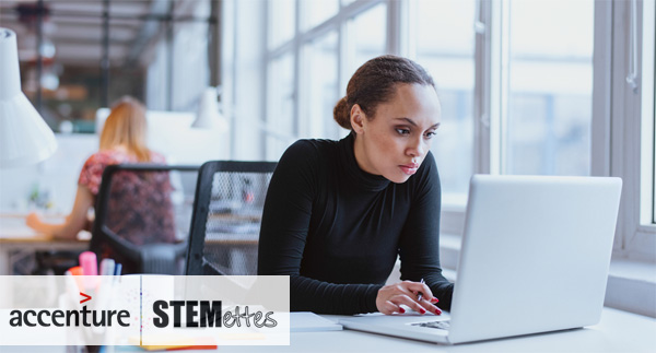 Accenture and STEMettes hosting Girls in STEM events