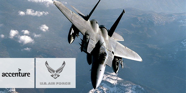 Accenture completes US Air Force IT accounting project